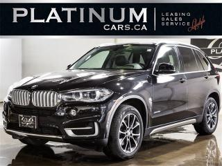 Used 2015 BMW X5 xDrive35i, NAVI, PANO, CAM, HEATED LEATHER for sale in North York, ON