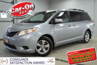Used 2011 Toyota Sienna LE 7 Pass TRI-ZONE A/C ALLOYS CRUISE $89 BW o.a.c for sale in Ottawa, ON