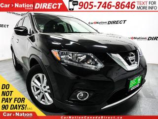 Used 2015 Nissan Rogue SV| PANO ROOF| BACK UP CAMERA| for sale in Burlington, ON