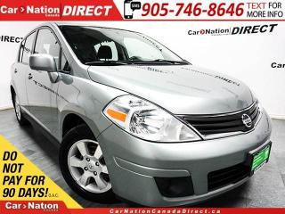 Used 2012 Nissan Versa 1.8 SL| OPEN SUNDAYS| ONE PRICE INTEGRITY| for sale in Burlington, ON