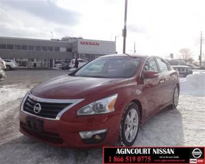 Used 2015 Nissan Altima Sedan 2.5 SL CVT |Leather|Navi|Heated Seats| for sale in Scarborough, ON
