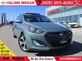 Used 2013 Hyundai Elantra GT SE w/Tech Pkg | ALLOYS | NAVI | BACK UP CAMERA | for sale in St Catharines, ON