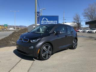 Used 2014 BMW i3 100% électrique for sale in Chateau-richer, QC