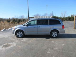 Used 2013 Dodge Grand Caravan Crew FWD for sale in Cayuga, ON