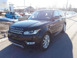 Used 2016 Land Rover Range Rover SPORT HSE for sale in Saint-hyacinthe, QC