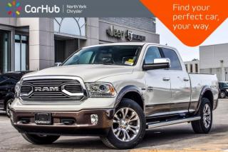 New 2018 Dodge Ram 1500 New Car Longhorn 4x4|Crew w/6.3ft.Box|TrailerTow,Convi.,Pkgs|Alpine for sale in Thornhill, ON