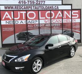 Used 2013 Nissan Altima 2.5 SV SV-ALL CREDIT ACCEPTED for sale in Scarborough, ON