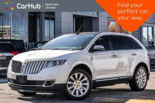 Used 2013 Lincoln MKX AWD|Pano_Sunroof|Keyless_Go|THX Audio|BlindSpot|Bluetooth|Nav for sale in Thornhill, ON