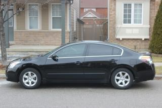 Used 2009 Nissan Altima 4DR SDN I4 CVT 2.5 S for sale in Markham, ON