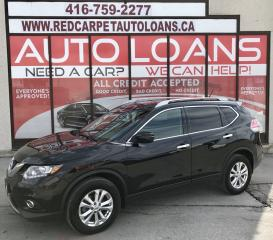 Used 2016 Nissan Rogue SV-ALL CREDIT ACCEPTED for sale in Scarborough, ON