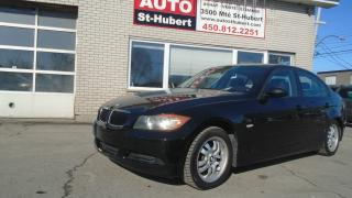 Used 2007 BMW 323i 323 I for sale in Saint-hubert, QC