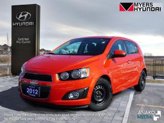 Used 2012 Chevrolet Sonic LT for sale in Nepean, ON