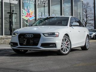 Used 2015 Audi A4 2.0T/ AWD/ PROGREEIV/ NAVIGATION for sale in Scarborough, ON