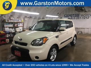 Used 2011 Kia Soul 2U PLUS*HEATED FRONT SEATS*ALLOYS*PHONE CONNECT*KEYLESS ENTRY*POWER WINDOWS/LOCKS/MIRRORS*CLIMATE CONTROL* for sale in Cambridge, ON