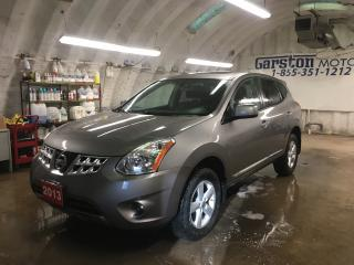 Used 2013 Nissan Rogue S*POWER SUNROOF*ALLOYS*PHONE CONNECT*KEYLESS ENTRY*SPORT MODE*CRUISE CONTROL*FOG LIGHTS* for sale in Cambridge, ON