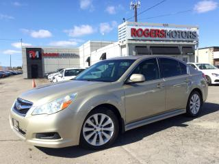 Used 2010 Subaru Legacy 3.6R LTD AWD - LEATHER - SUNROOF for sale in Oakville, ON