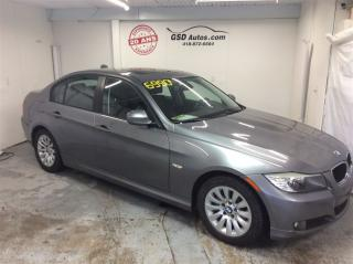 Used 2009 BMW 323i i for sale in L'ancienne-lorette, QC