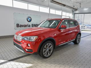 Used 2015 BMW X3 xDrive35i for sale in Edmonton, AB
