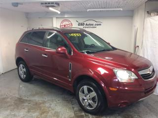 Used 2008 Saturn Vue XR AWD for sale in L'ancienne-lorette, QC