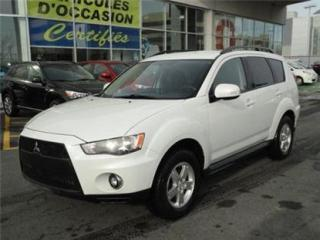 Used 2010 Mitsubishi Outlander LS AWD for sale in Boucherville, QC