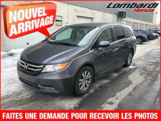 Used 2014 Honda Odyssey EX:CAMÉRA DE RECUL+BLUETOOTH for sale in Saint-leonard, QC
