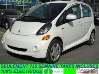 Used 2012 Mitsubishi i-MiEV ES for sale in Boucherville, QC
