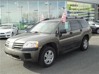 Used 2005 Mitsubishi Endeavor LS for sale in Boucherville, QC