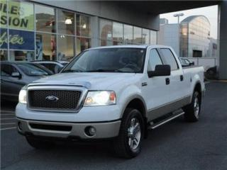 Used 2007 Ford F-150 Lariat for sale in Boucherville, QC