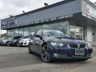 Used 2009 BMW 3 Series 335i xDrive Coupe for sale in Brampton, ON