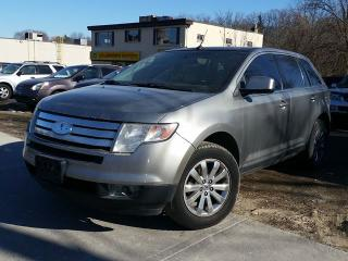 Used 2008 Ford Edge Limited for sale in Dundas, ON