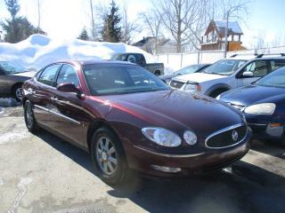 Used 2007 Buick Allure Berline 4 portes CX for sale in Laval, QC