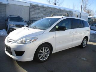 Used 2008 Mazda MAZDA5 Familiale 4 portes, boîte automatique, G for sale in Laval, QC