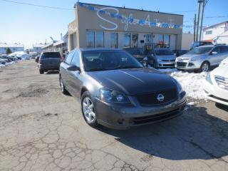 Used 2006 Nissan Altima 2.5 S AUT CUIR TOIT for sale in Sainte-rose, QC