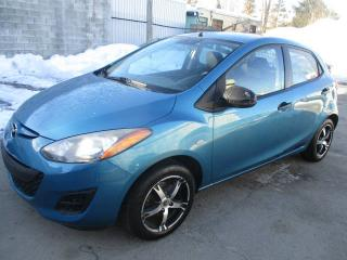 Used 2011 Mazda MAZDA2 GS bicorps manuelle 4 portes for sale in Laval, QC