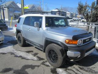 Used 2007 Toyota FJ Cruiser for sale in Saint-hubert, QC