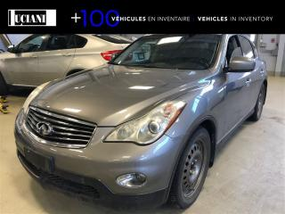 Used 2008 Infiniti EX35 Premium + Navigation for sale in Montreal, QC