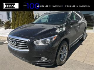 Used 2015 Infiniti QX60 Premium + Nav for sale in Montreal, QC