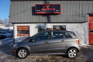 Used 2011 Mercedes-Benz B-Class B200 Turbo for sale in Saint-romuald, QC