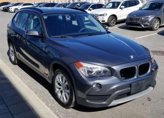 Used 2014 BMW X1 xDrive28i Navigation for sale in Dorval, QC