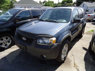 Used 2005 Ford Escape XLT for sale in Sarnia, ON
