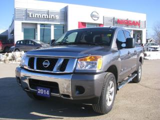 Used 2014 Nissan Titan SV for sale in Timmins, ON