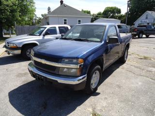 Used 2006 Chevrolet Colorado for sale in Sarnia, ON