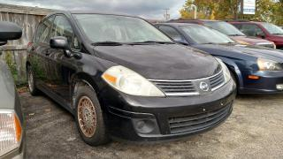 Used 2007 Nissan Versa 1.8 SL for sale in Sarnia, ON