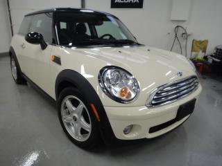Used 2008 MINI Cooper PANO ROOF 6 SPEEDS,MINT CONDITION for sale in North York, ON