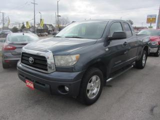 Used 2008 Toyota Tundra SR5 for sale in Hamilton, ON