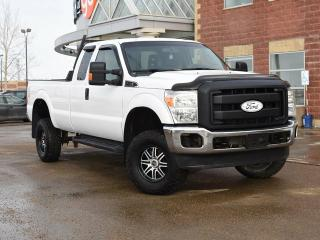 Used 2011 Ford F-250 XLT 4x4 SD Super Cab 8 ft. box 158 in. WB for sale in Edmonton, AB
