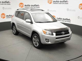 Used 2009 Toyota RAV4 Limited 4dr 4x4 for sale in Edmonton, AB