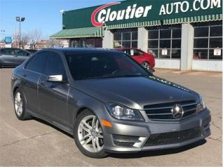 Used 2014 Mercedes-Benz C 300 AWD for sale in Trois-rivieres, QC