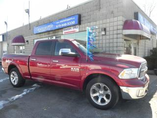 Used 2014 RAM 1500 Laramie ECO DIESEL for sale in Windsor, ON