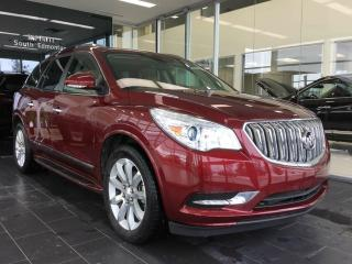 Used 2015 Buick Enclave PREMIUM, NAVI, AWD, ACCIDENT FREE for sale in Edmonton, AB